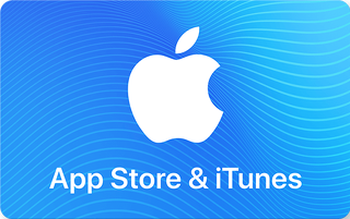App Store & iTunesギフトカード 1,500円分